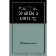 And Thou Shall Be a Blessing