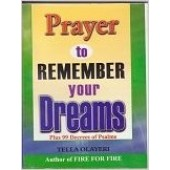 Prayer to Remember Your Dream